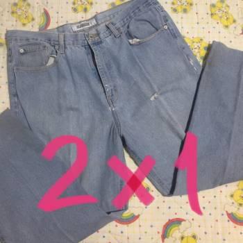 Foto Carousel Producto: Jeans rectos Talla 38 GoTrendier