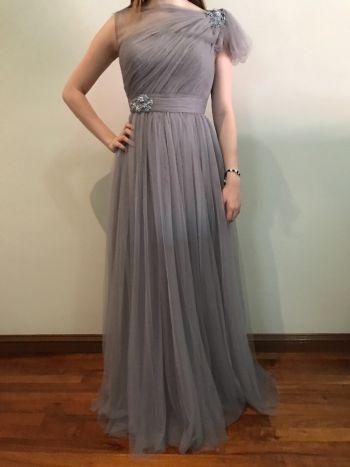 Foto Carousel Producto: Vestido de fiesta ( PRONOVIAS ) GoTrendier