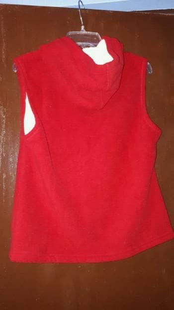 Foto Carousel Producto: Chaleco rojo TG GoTrendier