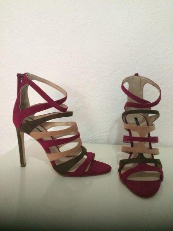 Foto Carousel Producto: Zapatilla abierta colores GoTrendier