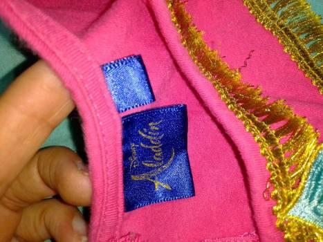 Foto Carousel Producto: Disfraz Disney princesa Jazmín de Aladín GoTrendier