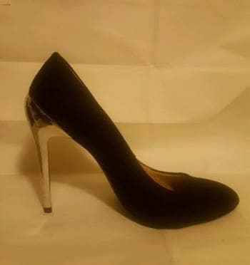 Foto Carousel Producto: Zapatos Zara negros GoTrendier