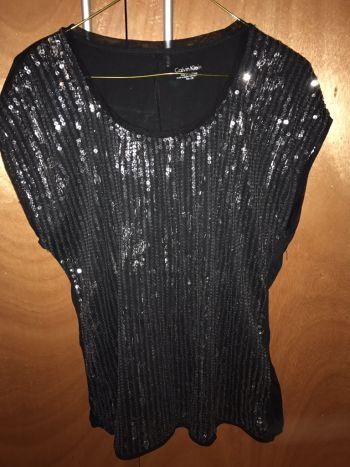 Foto Carousel Producto: Blusa hermosa de lentejuelas. GoTrendier