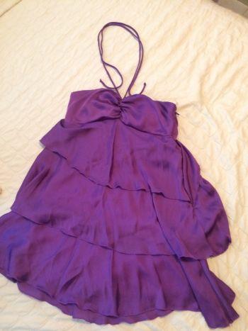 Foto Carousel Producto: Vestido Lila / morado  GoTrendier