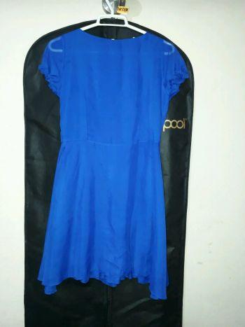 Foto Carousel Producto: Vestido azul  GoTrendier