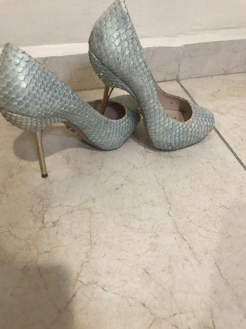 Foto Carousel Producto: Zapatillas con tacon metal GoTrendier