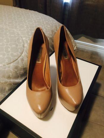Foto Carousel Producto: Zapatos de vestir nude GoTrendier