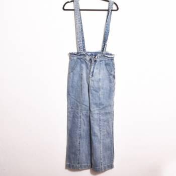 Foto Carousel Producto: Jeans con tirantes GoTrendier