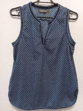 Foto Carousel Producto:  blusa azul GoTrendier