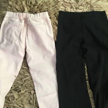 Foto Carousel Producto: Duo leggins rosa y negro XS GoTrendier