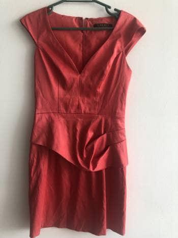Foto Carousel Producto: Vestido traje coctel GoTrendier