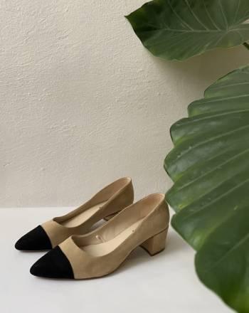 Foto Carousel Producto: Zapatos bicolor GoTrendier