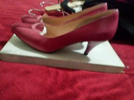 Foto Carousel Producto: Zapatos rosa mexicano GoTrendier