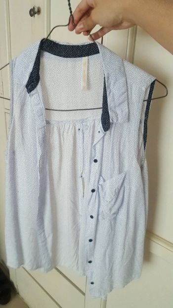 Foto Carousel Producto: Blusa de botones. GoTrendier