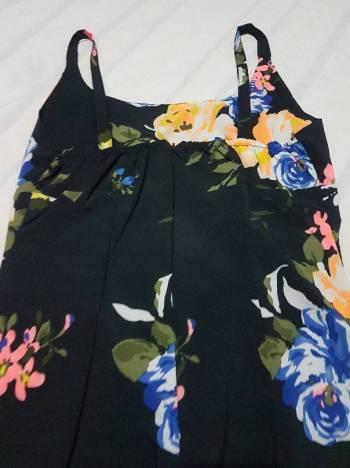 Foto Carousel Producto: Vestido flores neón GoTrendier