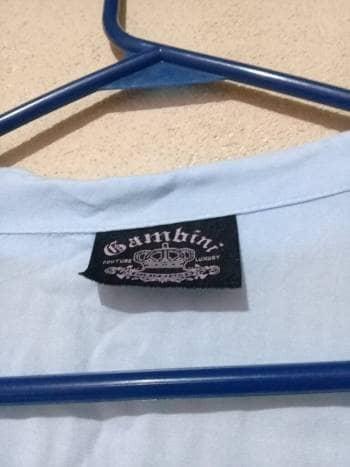 Foto Carousel Producto: Blusa celeste  GoTrendier