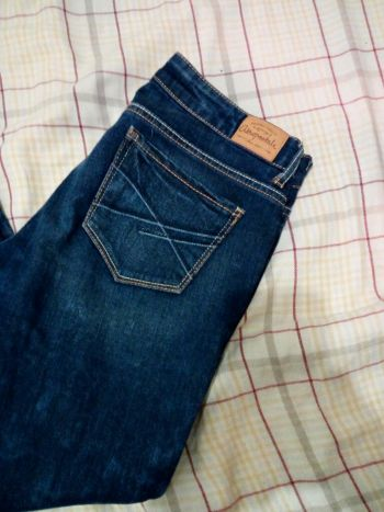 Foto Carousel Producto: Jeans azul marino boyfriend GoTrendier