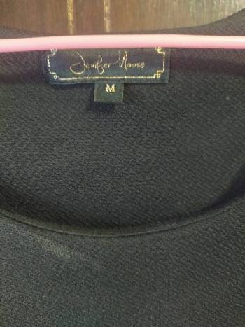 Foto Carousel Producto: Vestido negro talla M GoTrendier