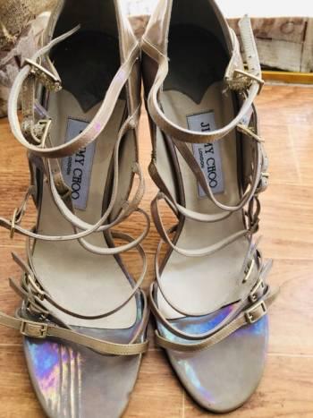 Foto Carousel Producto: Zapatillas original Jimmy Choo GoTrendier