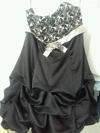 Foto Carousel Producto: Vestido NEGRO  *Lizz Minelli* GoTrendier