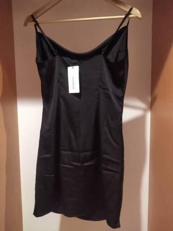Foto Carousel Producto: Vestido mini de satin GoTrendier