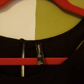 Foto Carousel Producto: Blusa negra basica GoTrendier