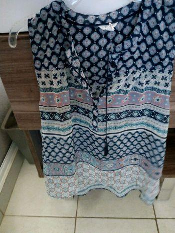 Foto Carousel Producto: Blusa transparente etnica GoTrendier