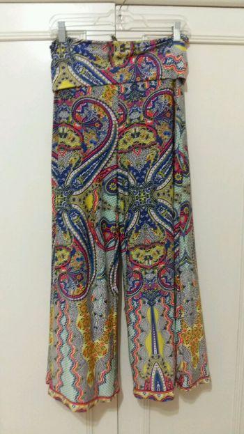 Foto Carousel Producto: Pantalon multicolor GoTrendier