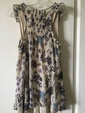 Foto Carousel Producto: Blusa floral GoTrendier