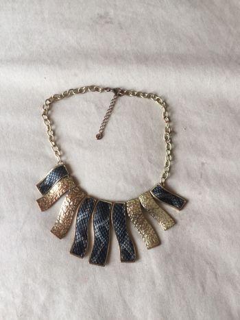 Foto Carousel Producto: Collar bicolor movible GoTrendier