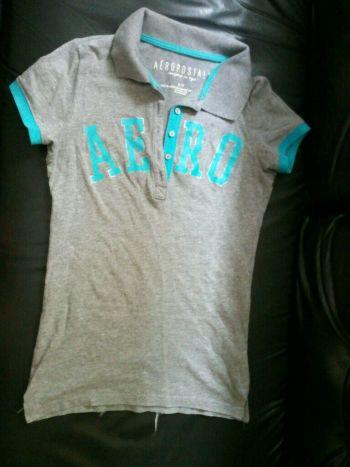 Foto Carousel Producto: Blusa gris de aero GoTrendier