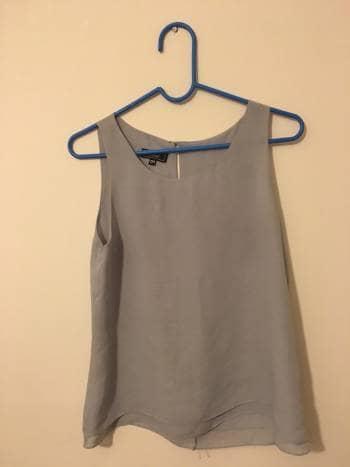 Foto Carousel Producto: Blusa gris marca Ivonne GoTrendier