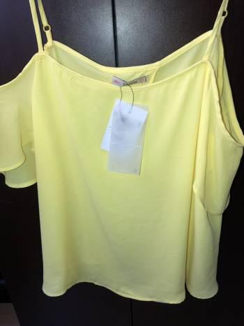 Foto Carousel Producto: Blusa con espalda descubierta GoTrendier