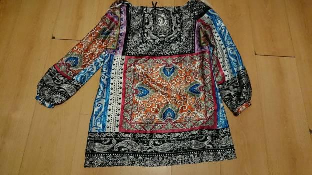 Foto Carousel Producto: Vestido seda ligero GoTrendier