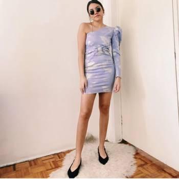 Foto Carousel Producto: Hermoso vestido asimetrico GoTrendier