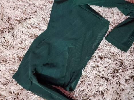 Foto Carousel Producto: Top verde con malla GoTrendier