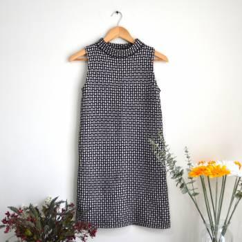 Foto Carousel Producto: Vestido tejido cuello alto GoTrendier
