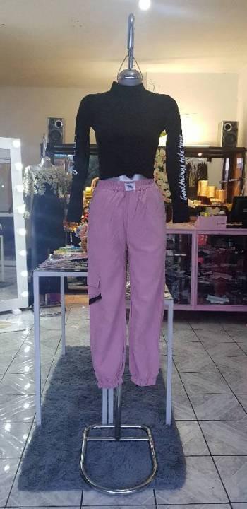 Foto Carousel Producto: Pantalones sobrecargo GoTrendier
