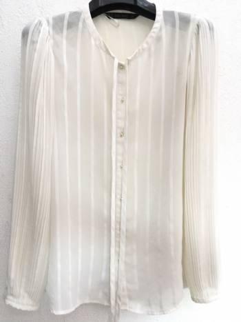 Foto Carousel Producto: Camisa manga plisada GoTrendier