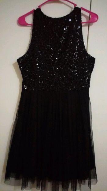 Foto Carousel Producto: Vestido corto de noche GoTrendier