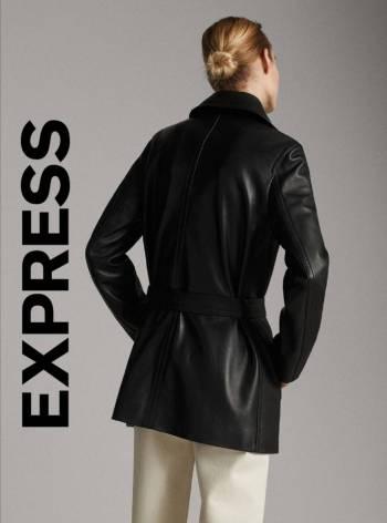 Foto Carousel Producto: Chamarra Express GoTrendier