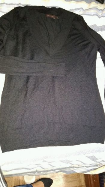 Foto Carousel Producto: Sweter negro GoTrendier