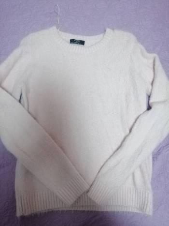 Foto Carousel Producto: Suéter afelpado Rosa GoTrendier
