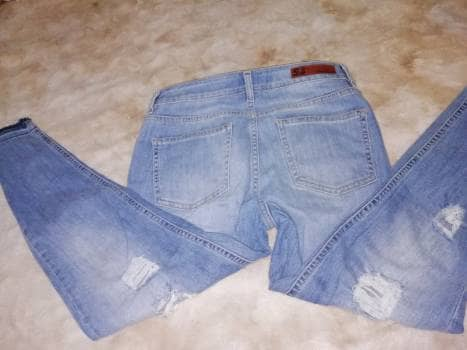 Foto Carousel Producto: Sexy Jeans cortos GoTrendier