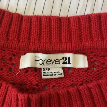 Foto Carousel Producto: Sueter tejido de forever21  GoTrendier