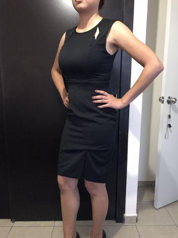 Foto Carousel Producto: Vestido negro talla S GoTrendier