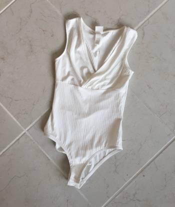 Foto Carousel Producto: Nuevo bodysuit blanco canale GoTrendier