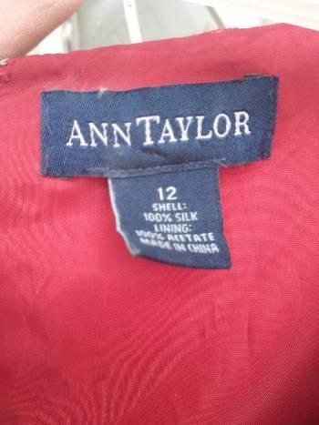 Foto Carousel Producto: Vestido rojo GoTrendier