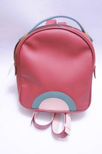 Foto Carousel Producto: Backpack pequeña rosa GoTrendier