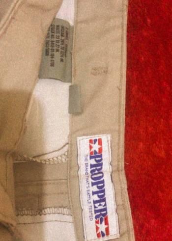 Foto Carousel Producto: Pantalon beige de PROPPER original  GoTrendier